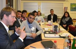 Integrations- und Migrationspolitik - im Gespräch mit Prof. Schammann
