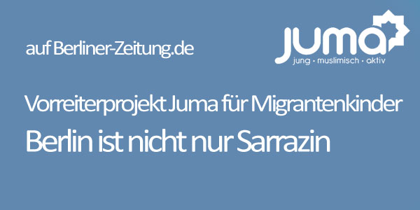 Jüngstes Beispiel ist das Modellprojekt Juma, das sich an die Kindeskinder der einstigen Gastarbeiter richtet.