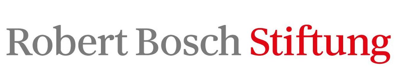 JUMA wird gefördert von der Robert Bosch Stiftung