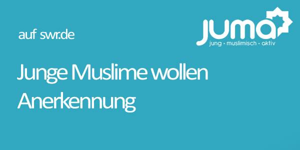 Mit einer Plakatkampagne wollen junge Berliner Muslime für mehr gesellschaftliche Anerkennung werben. Die Poster sind einen Monat an 500 Bushaltestellen, Litfaßsäulen und weiteren öffentlichen Stellen zu sehen