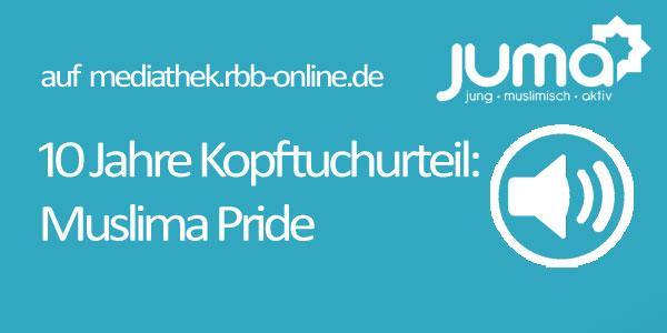 Die JUMA-Aktive Betül Ulusoy im Radio-Beitrag des RBB vom 25.09.2013