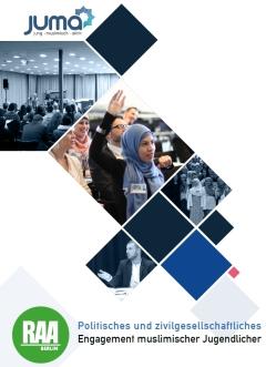 Broschüre Engagement junger Muslime JUMA