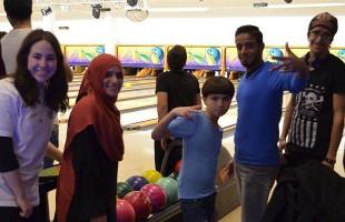 Willkommenskultur bei JUMA – Strike for Refugees