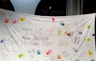 Benefizgala - Helfende Hände für Tugce