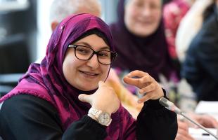 Kopftuch und Diskriminierung - so geht Nesreen damit um