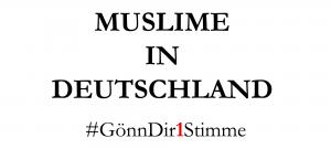 Wir Muslime sehen uns als Teil der deutschen Gesellschaft, jedoch denken viele, dass man nicht gleichzeitig deutsch und muslimisch sein kann. Was sagen Sie dazu: