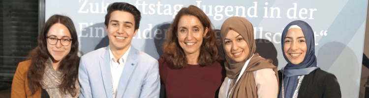 JUMA beim Internationalen Tag der Migranten