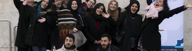 Diversität in unserer Gesellschaft –  JUMA im Medienworkshop