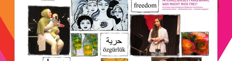 Was macht mich frei? - Frauen diskutieren in Stuttgart