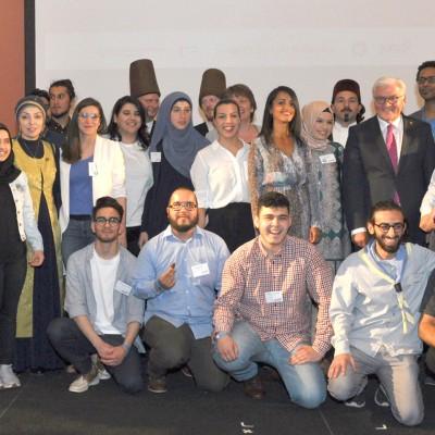 JUMA Iftar 2017 – Mut zum Zusammenhalt