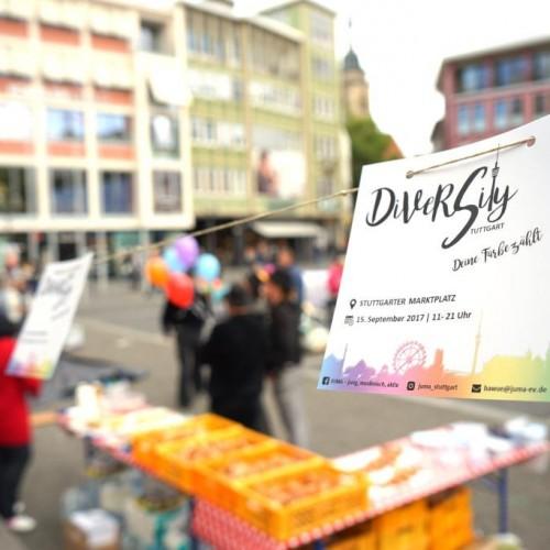 Ein Aktionstag für mehr Vielfalt und Demokratie