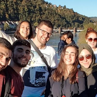 Activity Day im Oktober: JUMA goes Heidelberg