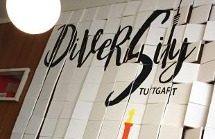 Das DiverCity-Mosaik im Club International