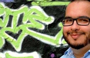 Dennis, 27 Jahre, Student und JUMA Vorstandsvorsitzender