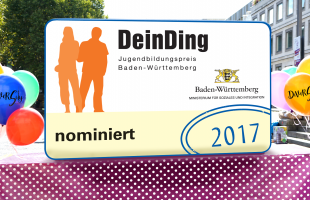 DiverCity ist nominiert für den Jugendbildungspreis 2017