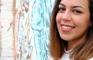 Merve, 22 Jahre, Studentin und im JUMA-Vorstand
