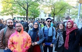 "JUMA unterstützr ""Berlin trägt Kippa"""