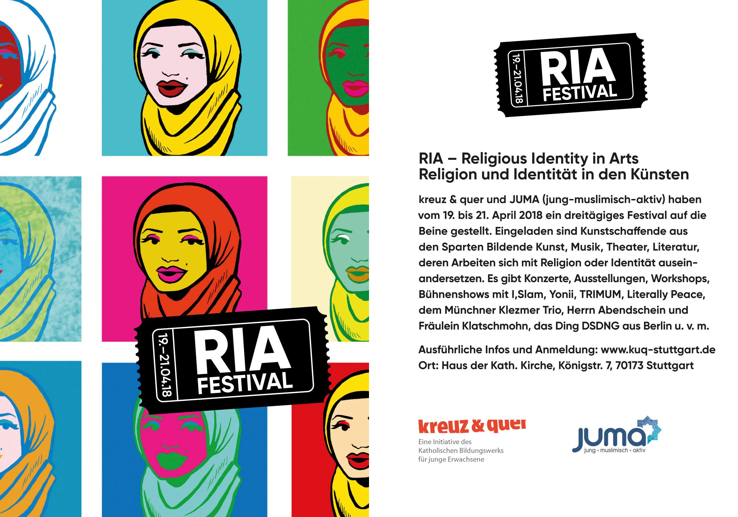 Kunst, Musik, Theater, Poesie - das dreitägige Festival in Stuttgart
