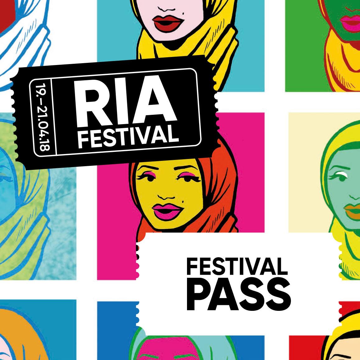 RIA Festival 19.-21. April in Stuttgart