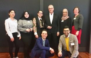 JUMA bei der Yallah Projektwerkstatt der Robert Bosch Stiftung