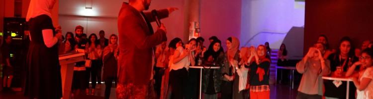 Workshops und Konzert am 3. Festival Tag mit RIA - Religious Identitiy in Arts