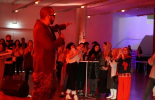 Workshops und Konzert am 3. Festival Tag mit RIA - Religious Identitiy in Arts